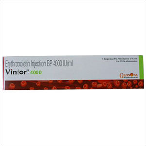 Vintor 4000 Iu Injection