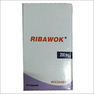 Ribawok Ribavirin 200 mg Tablets