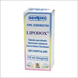 Lipodox 20mg Injection