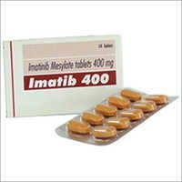 Imatinib Mesylate 400 Mg Tablets
