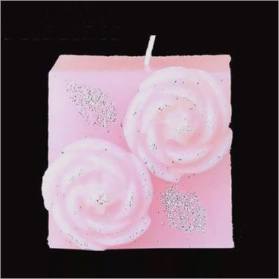 Designer Pillar Candles