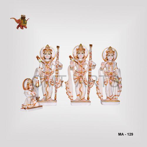 Marble Ram Dharbar (Rama Set)