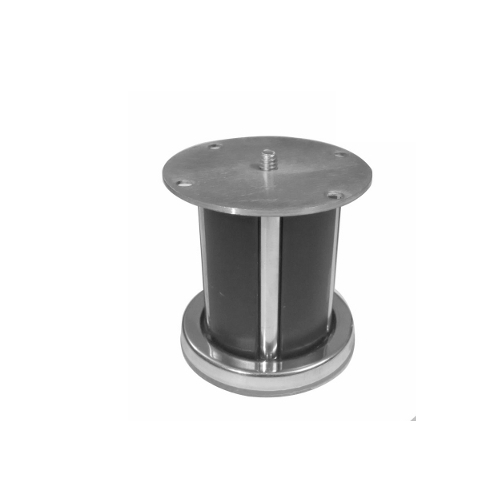Stainless Steel Round Sofa Legs