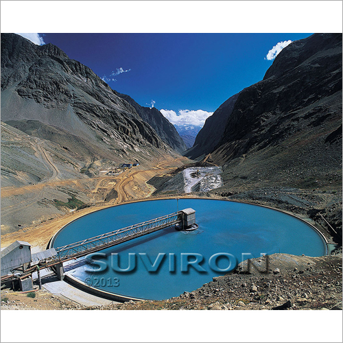 Mining Water Treatment Chemicals