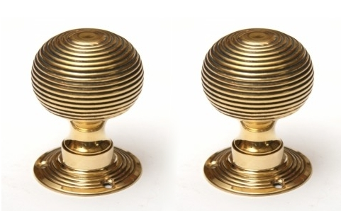 Brass Antique Knobs