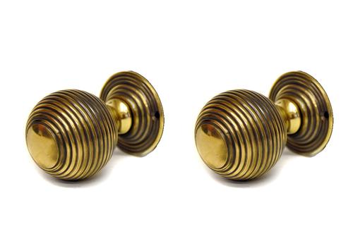 Brass Fancy Door Knobs
