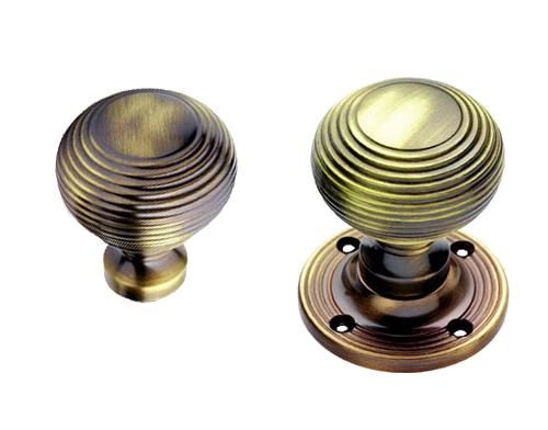 Brass Rim Door Knob