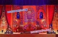 Heavy Carved Fibre Panels