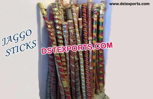 Colourful Wedding Jago Sticks