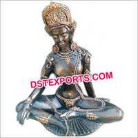 Handicraft God Fiber Buddha Statue