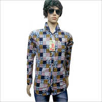 Lycra Casual Designer Shirts