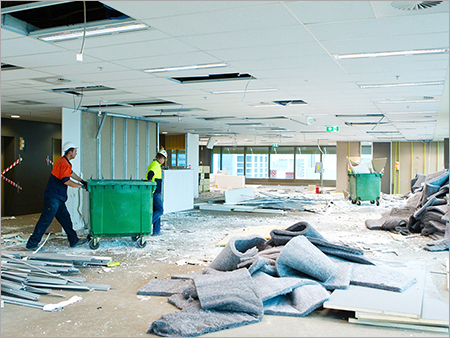 Commercial Strip Out Services