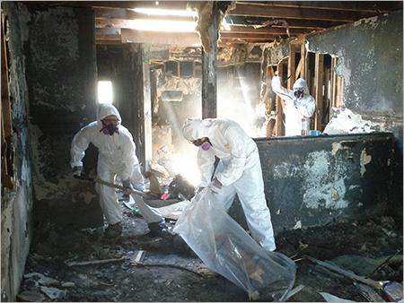 Asbestos Demolition Services