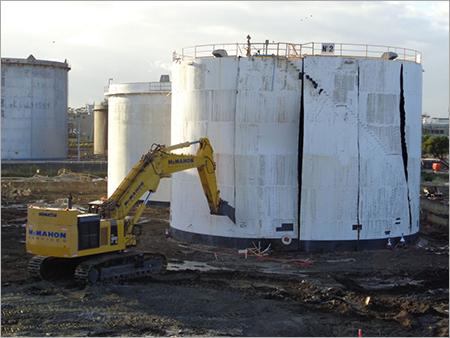 Tank Demolition Service