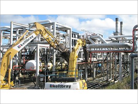Petrochemical Plants Demolitions