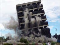 Controlled Demolition Contractor