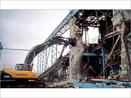 Mills Demolition Service