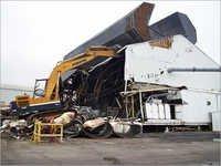 Plant Dismantling Services