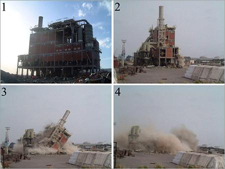 Pharmaceutical Plants Demolitions Services