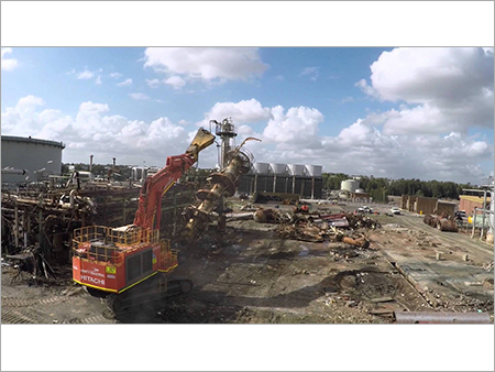 Oil Refinery Demolition Services