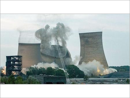 Nuclear Plant Demolition Services