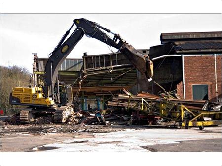 Industrial Dismantling Services