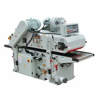 HC206F-K Industrial Double Side Wood Planer Machine