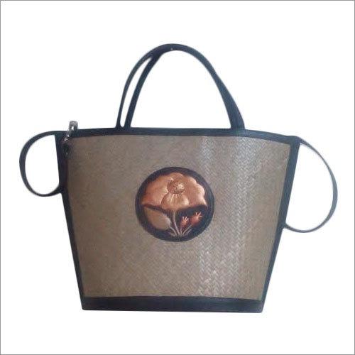 Palm Leaf Ladies Bags