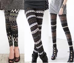 Knitted Ladies Leggings