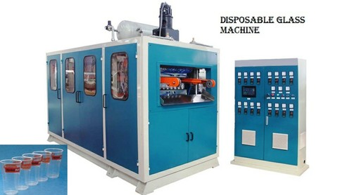 Fast Disposal Glass Machine Manufacture model 2017