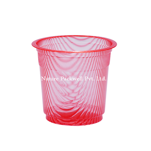 Fruit Juice Disposable Glass