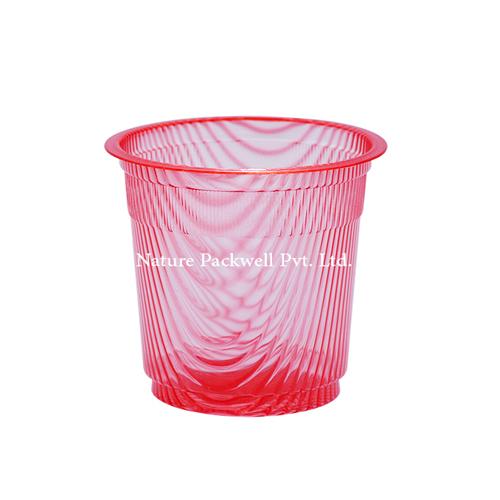 Fruit Juice Disposable Glass