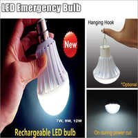 Led Rechargeable Bulb