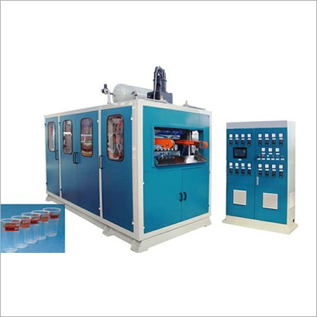 Latest Price Disposal Cup Glass Machine
