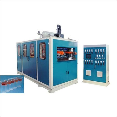 Latest Price Disposal Cup Glass Machine