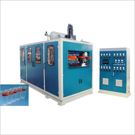 Best Design Disposal Cup Glass Machine