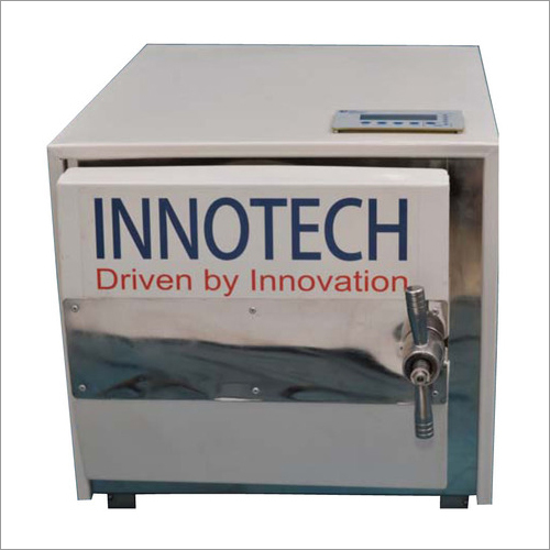 Low and High Speed Autoclaves