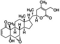 12-Deoxywithastramonolide