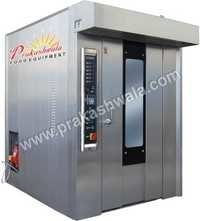 Semi Automatic Baking Oven