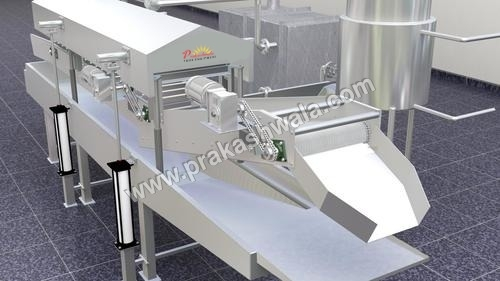 Automatic Namkeen Fryer Systems
