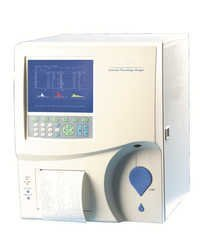 FULLY  AUTOMATIC HEMATOLOGY ANALYZER