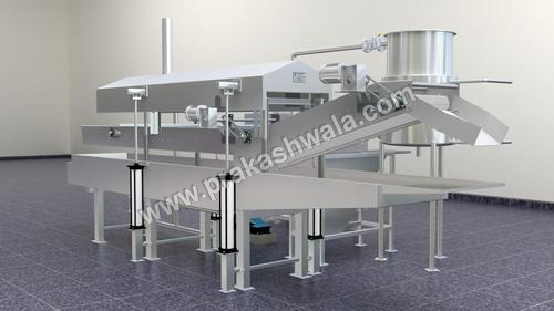 Multi Purpose Continuous Frying Systems