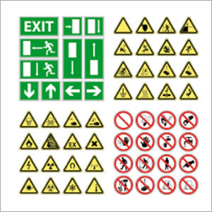Safety Caution Boards