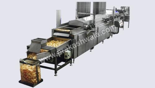 Potato Chips Fryer