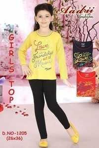 Girl's Designer Tops