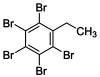2,3,4,5,6-Pentabromoethylbenzene