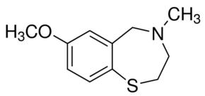 2,3,4,5-Tetrahydro-7-methoxy-4-methyl-1,4-benzothiazepine