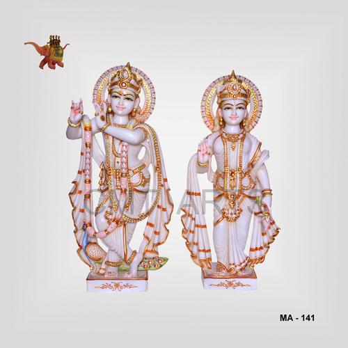 Marble Radha Krishna / Radha Krishna Jodi