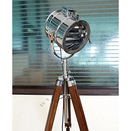 Marine Spot Search Light With  Tripod Stand