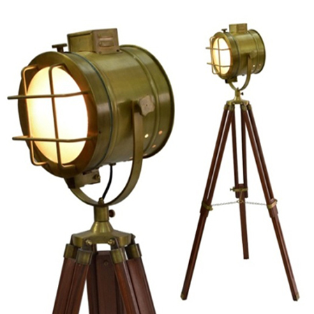 Cinema Studio Floor Prop Light  Floor Lamp With Tripod Stand